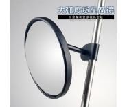返空网-货车配件前轮盲区辅助后视镜带球头杆子大弧度下视倒车镜凸面圆镜